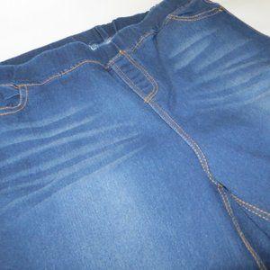 NWT JVINI Blue Jean Jeggings Size 2XL JV3969
